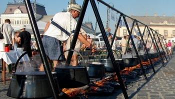Baja programok: bajai halfőző fesztivál
