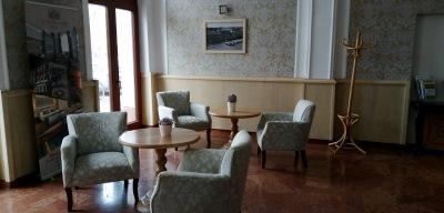 Bajai hotelek - Duna Wellness Hotel aula