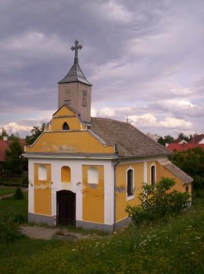 Bajai látnivalók - Szent János kápolna