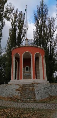 Bajai látnivalók - Türr István emlékmű