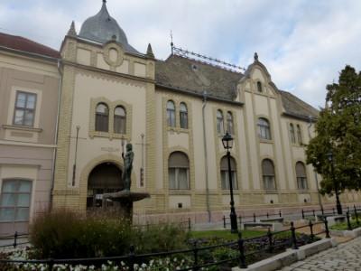 Bajai látnivalók - Türr István múzeum
