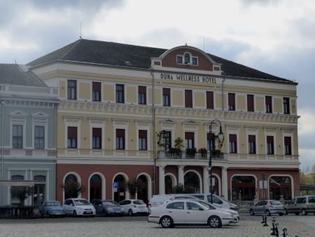 Bajai szállodák